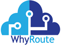 Why Route Logo
